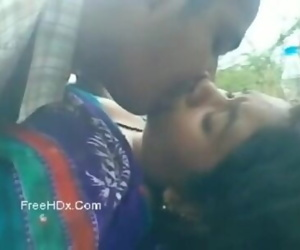 Indian Couple Outdoor sex..