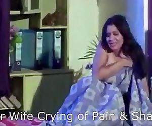 Indian Wife Forced By Boss..